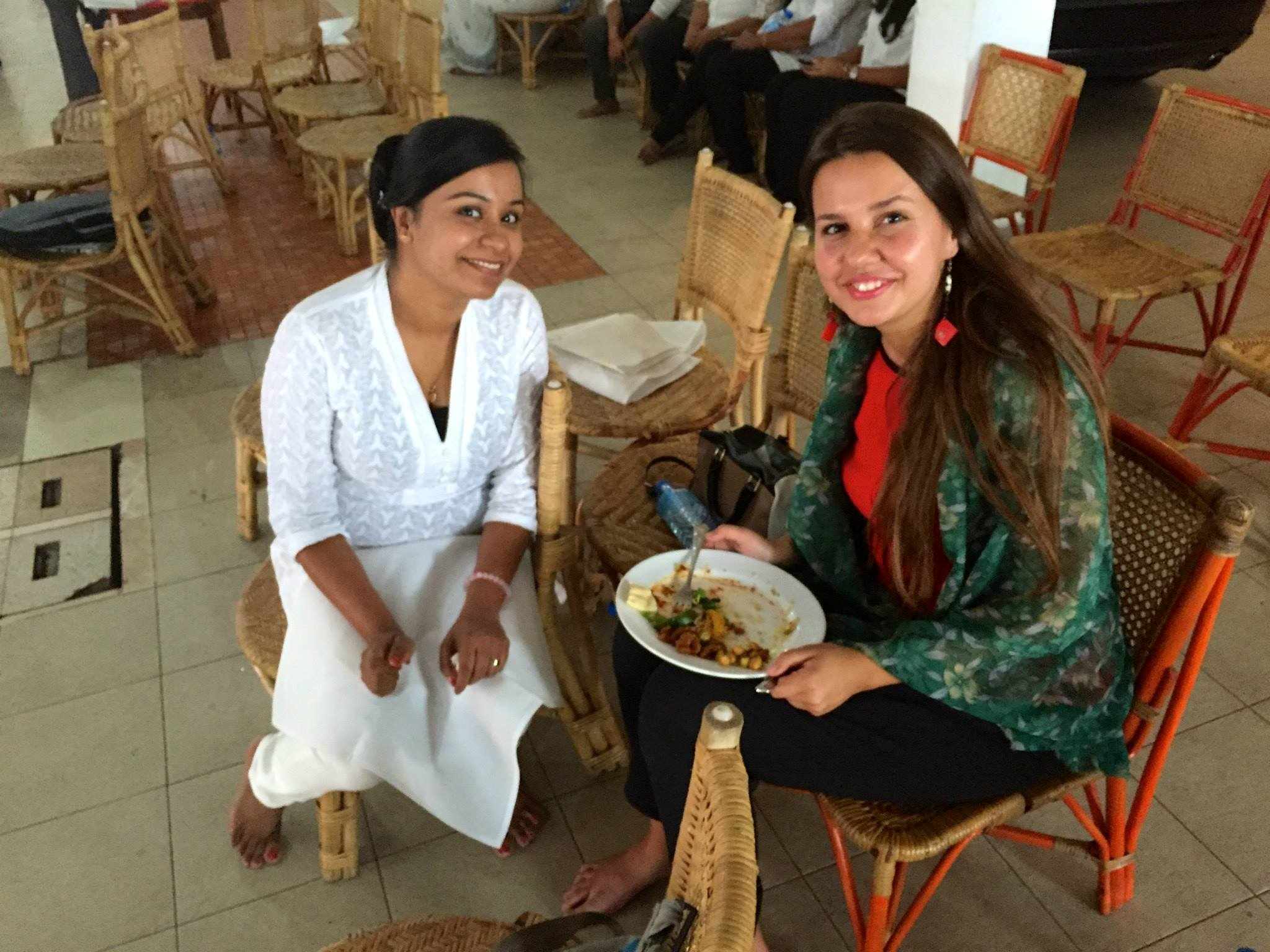 Sonja Agata Biscan- Sri Lanka